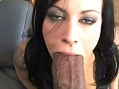 Cuckold dominated by black