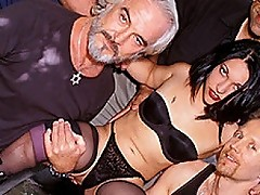 Hottest Midget Gangbang Ever Filmed with Bridget Powers!
