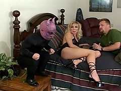 Small but terrible horny big dick fucker in hot midget mania