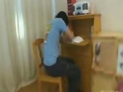 Hot Asian Teacher Creampied By Student