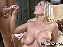 Devon Lee getting fucked hard and recieving a very nice creampie