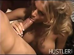 Katie Morgan Is A Skinny Young Blonde Who Gets Her Cunt Some Oral Attention