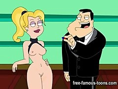 Famous toons hardcore sex