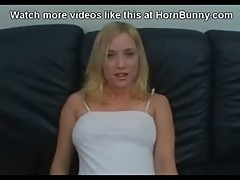 Hot blonde teen fucked and impregnated - HornBunny.com